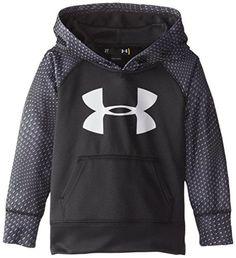 hot sale online e6265 41885 Amazon.com   Under Armour Little Boys Fleece Big Logo Full-Zip Hoodie 3T    Sports   Outdoors