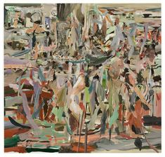 Cecily Brown, Bandit, 2010