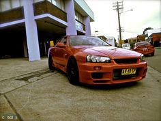 1998 Nissan Skyline 25GT-T R34 S dream car