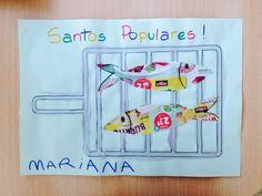Santos populares Summer Activities, Portugal, Summer Fun, Crafts For Kids, Expresso, 1, Crafting, School, Crochet
