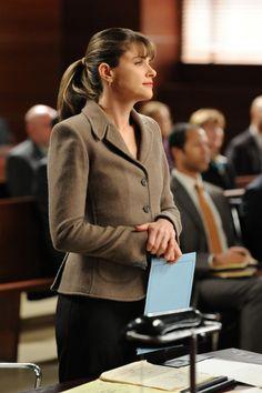 The Good Wife Photos: Laura Hellinger on CBS.com