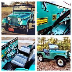 "Vintage Jeep Store I Vintage Jeep Restorations, Parts and Accessories I Willys, Kaiser, AMC : 1966 Jeep CJ5, ""Freddie"""