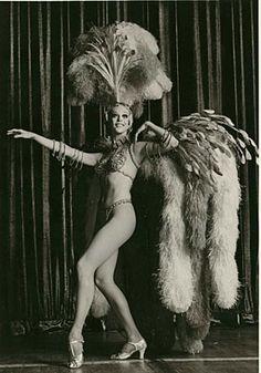 images of parisian showgirls