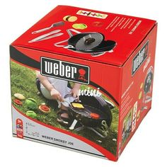 Klein Weber Kinder-Kugelgrill Smokey Joe (Schwarz)   BAUHAUS Theo Klein, Smokey Joe, Bauhaus, Grilling, Mini, Products, Clearance Toys, Kids, Black