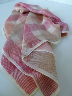 Vintage Jacqueline Ferrar Silk Scarf