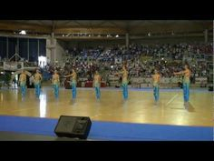 Team France - 1st place World Championship 2012 Twirling