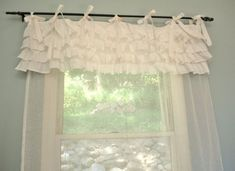 Shabby Chic Curtains | Shabby Chic Bedroom Curtains | Baby Girl
