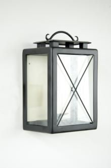 Coach Lantern in Matt Black made by Jim Lawrence Large Candle Holders, Exterior Lighting, Stairways, Candle Sconces, Lanterns, Porch, Wall Lights, House Ideas, Candles