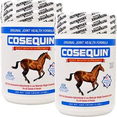 2 PACK Cosequin EQUINE Powder Concentrate gm) -- Visit the image link more details. (This is an affiliate link and I receive a commission for the sales) Soft Dog Treats, Fencing For Sale, Pill Pockets, Plastic Dog Crates, Electric Dog Collar, Dog Antlers, Training Collar, Dog Training, Wireless Dog Fence