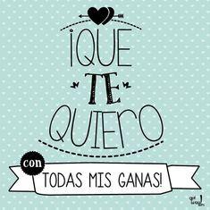 Te quiero! #amor ❤️: