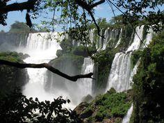 Iguazù falls