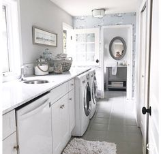 Jillian harris laundry room old house laundry rooms, laundry room shelves, laun Laundry Room Shelves, Laundry Room Design, Laundry Rooms, Apartment Therapy, Apartment Ideas, Layout Design, Design Ideas, Small Round Kitchen Table, Prize Homes