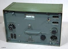 This is the standard receiver found in every panzer vehiecle from 1939-1945.