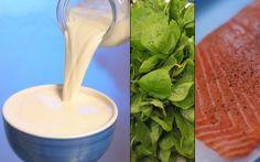 Conoce algunos alimentos ricos en calcio pero que no son lácteos