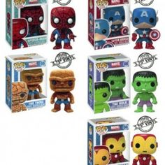 Marvel Blind Bag Figure Keychain Products Marvel And Bags