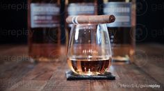 Whisky Swirl Cinemagraph by Mario Sahe-Lacheante