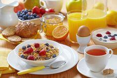 Los 5 alimentos más saludables para el desayuno