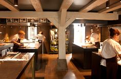 Dreamy: An Exclusive Look at the New Kitchen at Noma, Copenhagen