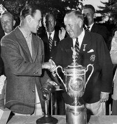 Ben Hogan, 1950 U.S. Open, Golfers With Great, You Gotta Play Hurt: Golfers who overcame pain Photos | GOLF.com