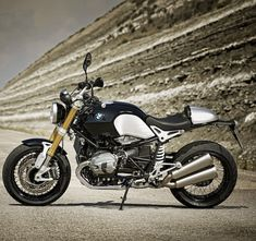 A cool new BMW coming out in 2014, the BMW nineT Motorcycle...