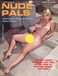 Magazines classic nudist camp
