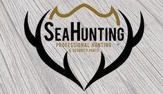 Logo Design - SeaHunting WebdesignLand Logo Design, Logos, Salzburg Austria, Logo
