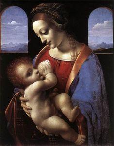 Leonardo Da Vinci (1452-1519) Madonna
