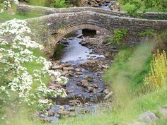 Goyt valley Bridge Valley View, Country Scenes, Peak District, Derbyshire, Landscape Photographers, Garden Bridge, All Over The World, Roots, Beautiful Places