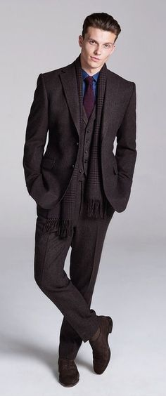 Gieves & Hawkes FW2013