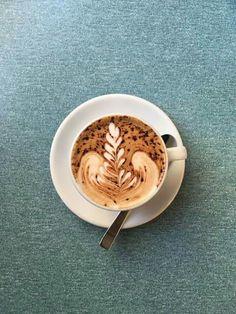 Coffee Time, Latte, Tableware, Food, Dinnerware, Tablewares, Essen, Meals, Coffee Break