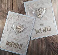 Shakercard mit Perlen, zur Hochzeit 👰🤵 #mundart_stempel #mundartstempel #shakercard #schüttelkarte #papierliebe #cards #perlen #paperlover… Diamond Earrings, Jewelry, Paper, Card Wedding, Stamps, Beads, Jewlery, Bijoux, Schmuck