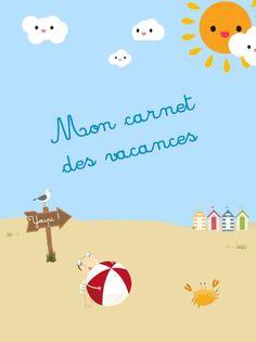 Cahier de vacances à imprimer - Momes.net