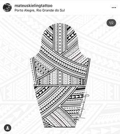 Maori Tattoo Arm, Polynesian Tattoo Sleeve, Maori Tattoo Designs, Tattoo Sleeve Designs, Chest Tattoo, Mandala Tattoo, Arm Band Tattoo, Tribal Tattoos, Sleeve Tattoos