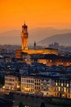 Palazzo Vecchio - Florence, Italy.
