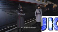 Final Fantasy XV Walkthrough Chapter 11,12