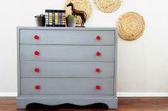 PERFECTLY IMPERFECT| FURNITURE MAKEOVERS