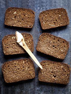 A Simple Danish Rye Bread