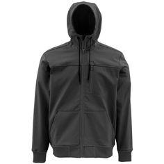 Simms - Rogue Hooded Fleece Jacket - Men's - Black