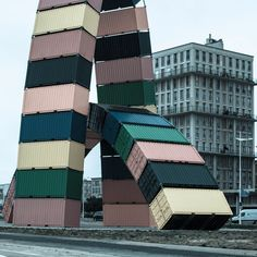 L'arche de triomphe du Havre