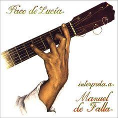"PACO DE LUCIA interpreta a Manuel de Falla ""Danza española"""