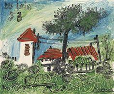 Pablo Picasso, Le transformateur