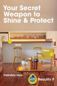 Pledge® dusters, wood polishers and floor finishes can help make your home shine. Simple Life Hacks, My New Room, Organization Hacks, Homemaking, Declutter, Cleaning Hacks, Cleaning Challenge, Clean House, Decor Styles