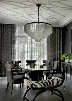 - banqueta linda Dining room inspirations, luxury homes, luxury fruniture, high end furniture, dining tables House Design, Modern Dining Room, Decor, House Interior, Luxury Dining, Home, Interior, Home Decor, Dining Room Inspiration