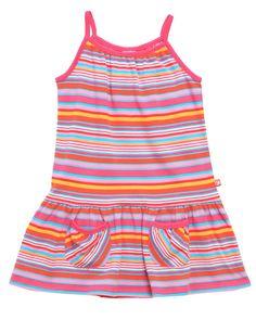 zutano stripe toddler dress  www.gigisfabkids.com