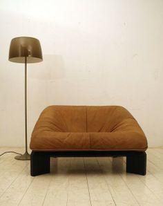Gerard Van Den Berg; Lounge Chair for Montis, 1970