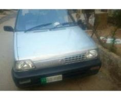 Suzuki Mehran VXR Excellent Condition Model 2001 Available For Sale In Islamabad