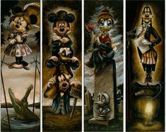 Haunted Mansion 45th Anniversary Product Release & Signing - Collections By Disney