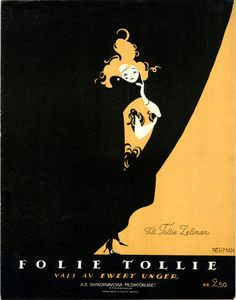 elnar nerman | einar nerman from the images musicales collection folie tollie not