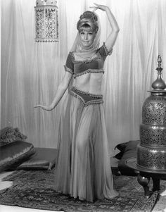 Barbara Eden - I Dream of Jeannie.... I just wanted to be her!