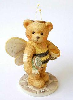 Cherished Teddies - Bee my friend
